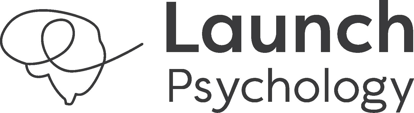 Launch Psychology Logo